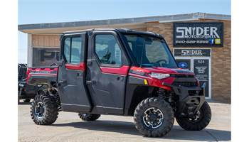 2019 RANGER CREW XP 1000 NSTAR RIDE CMD SS RED