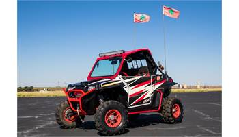 2012 RZR XP 900 White Lig