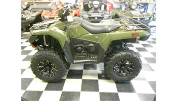 "2019 KingQuad 750AXi - Quad Boss Wheel & 26"" Tire Pkg"