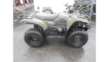2016 KingQuad 400ASi - Plow & Winch Pkg