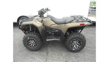 2019 KingQuad 750AXi Power Steering SE+ - Bumpers