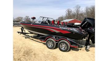 2019 619FS Walk Through w/ 225HP V6 Mercury Fourstroke  and 9.9 Kicker!!
