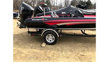 2019 Z185 Single console, 150hp HO V6 Evinrude G2!