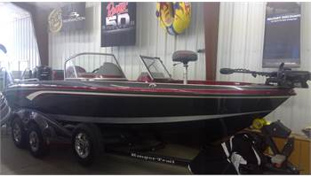 2019 620FS Walk Through w/ 250 Evinrude G2, 9.8 kicker