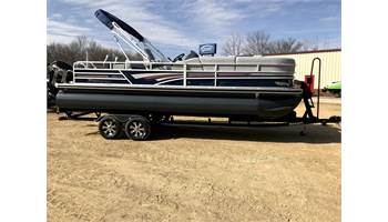 2019 220FC REATA Fishing/Cruise Pontoon w/90hp Four stroke Mercury