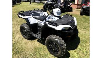 2019 SPORTSMAN 850 SP White.  PRICE INCLUDES FREIGHT AND PREP, NO GAMES!!