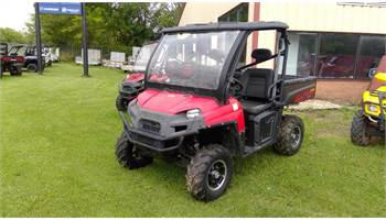 2012 RANGER XP 800 RED
