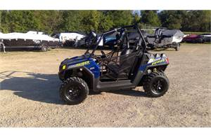 RZR 570 Blue with power steering!! Price includes freight and prep!