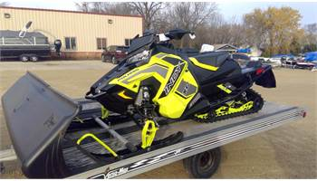 2019 800 INDY XC 129 ES Lime panels, blk tunnel, lime rails, 1.35 Cobra track, PIDD!