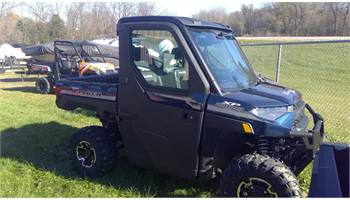 2019 HEAT & AC!! RANGER XP® 1000 EPS NORTHSTAR! FULL CAB & MORE! DEMO!