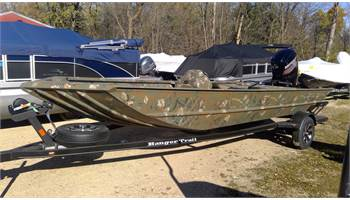 2019 MPV1862 Side Console, Mossy Oak Break up camo, w/ 90hp Fourstroke Mercury
