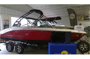 21 H2O SPORT/FOLDING TOWER. 250HP MERC IO. ONLY $400/MO!