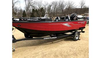 2019 1650 FISH HAWK SC JUMPSEAT / 90HP MERC 4 STROKE PLATINUM EDITION
