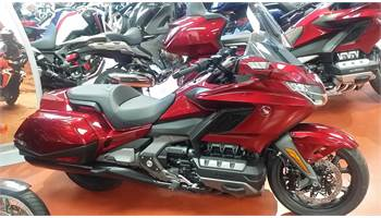 2018 Gold Wing (GL1800BJ)