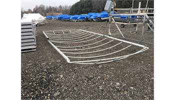 SHORE STATION CANOPY FRAME 24'X120""