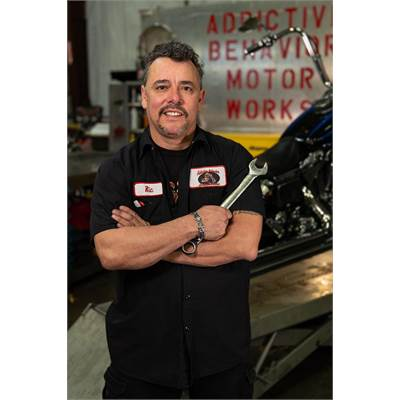 Ric Lopez - Lead Technician