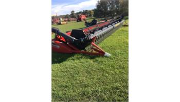 2007 Case-IH 2020 35ft Header with Crary Wind System
