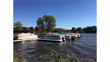 Seasonal Boat Slip Rental