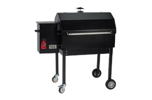 Smokin Brothers Grill Traditional 30""