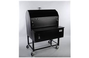 "Smokin Brothers Premier 72"" Grill"