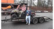 Fred is anticipating the FUN he will have on his 2015 Polaris Ranger 570