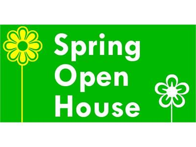 Our March 27th 2015 Open House!!