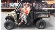 Steve and Wyatt are looking forward to the FUN on their 2015 Ranger 900XP