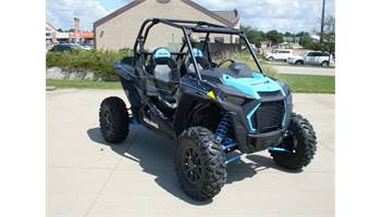 2019 RZR XP® Turbo - Titanium Metallic