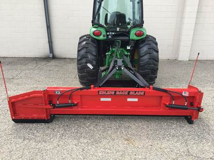 2018 12ft Tractor Backblade