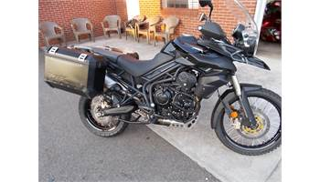 2012 Tiger 800XC ABS