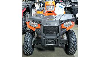 2019 SPORTSMAN 450 EPS LE - ORANGE BURST