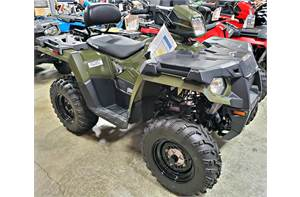 SPORTSMAN 450 SAGE GREEN