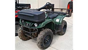 2014 Grizzly 350