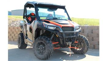 2017 Polaris GENERAL 1000 EPS Deluxe -Titanium Metallic