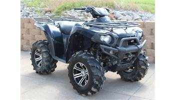2007 Brute Force 650 4X4 ATV