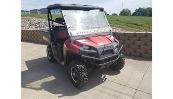 2014 RANGER® 800 EFI EPS - Sunset Red LE