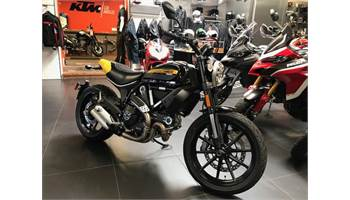 2018 Scrambler Full Throttle