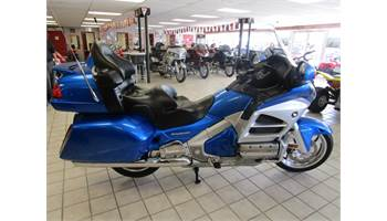 2012 Gold Wing Audio Comfort
