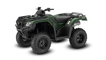 2017 Honda® FourTrax® Rancher® 4X4 ES