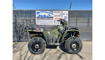 2019 Sportsman® 570 - Sage Green