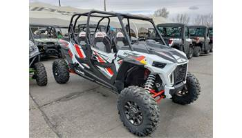 2019 RZR XP® 4 1000 DYNAMIX - White Lightning