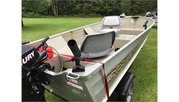 2008 14 ft Crestliner Package