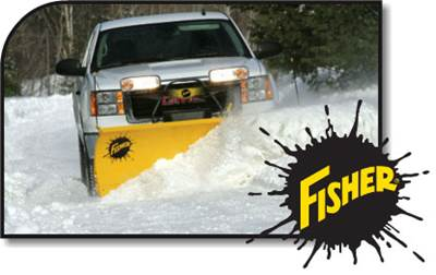 fisher-snowplow
