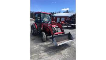 2011 3616 4WD HST Cab Compact Tractor