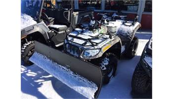 2018 Alterra VLX 700 EPS - TrueTimber HTC Fall Camo with winch plus plow
