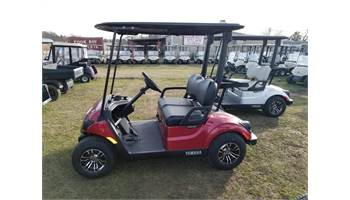 2019 Drive2 QuieTech EFI Jasper Red Metallic