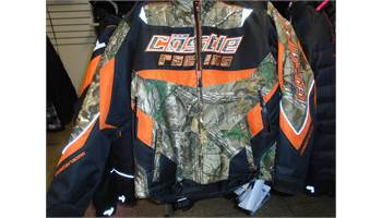 Castle X Realtree Camo/Dark Orange Bolt Realtree G2B Jacket
