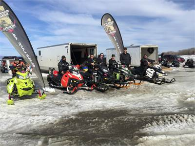 2016 Slave Lake Sled Drags