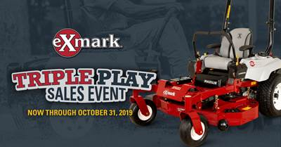 Exmark Triple Play Facebook Post 2