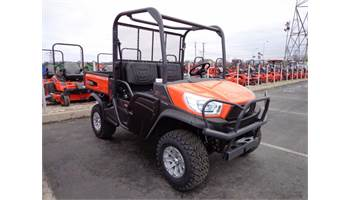 RTV-X1120D - Orange w/HD Work Site Tires